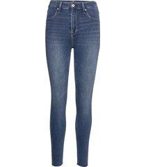 jean legging skinny jeans blå abercrombie & fitch