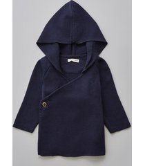 cardiga bb trico basico reserva mini azul marinho
