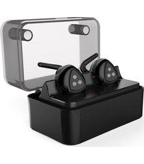 audífonos bluetooth inalámbricos shuua d900mini - negro