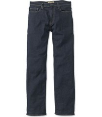1856 stretch denim jeans / 1856 stretch denim jeans shore wash, midnight, 46, inseam: 34 inch