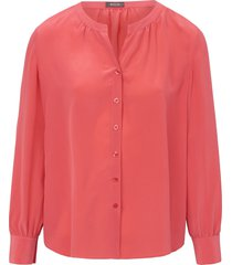 blouse 100% zijde van basler roze