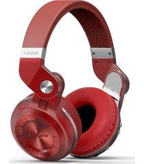 audifonos bluetooth, t2 audifonos bluetooth manos libres  estéreo manos libres  4.1 auriculares hurrican series en el auricular (rojo)