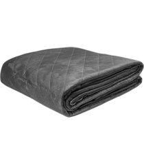 cobertor lola home super soft 513 cinza