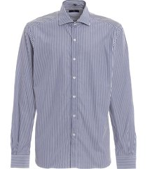 fay french collar shirt