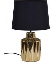 lampa stołowa ceramiczna oro