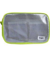 bolso pequeño inteligente ringke pouch m viajera / accesorios - verde