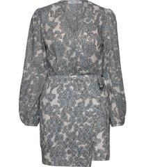 josefia short dress aop 11453 kort klänning samsøe samsøe