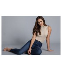 lez a lez - calça jegging every day jeans