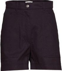 malpensa shorts bermudashorts shorts zwart nué notes