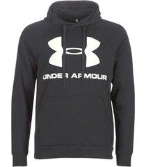 sweater under armour rival fleece sportstyle logo hoodie