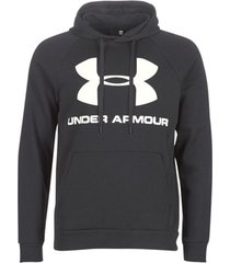 sweater under armour rival fleece sportstyle logo hoodie