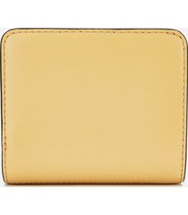 marc jacobs women's mini compact wallet - new rose multi