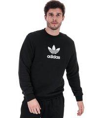mens premium crew sweatshirt