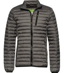 core down jacket fodrad jacka grå superdry