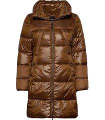 outdoor jacket no wo fodrad rock brun taifun