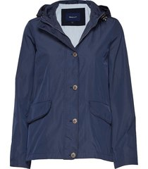 d1. short memory jacket sommarjacka tunn jacka blå gant