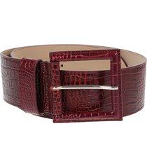 b-low the belt cintura ana croco