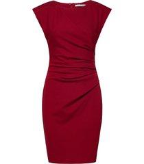 mi stretch korte jurk rood tiger of sweden