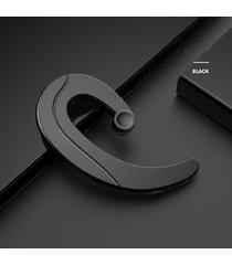 audifonos bluetooth auriculares ear-hook estéreo deportivo - negro