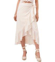 women's 1.state wrap midi skirt, size x-large - white