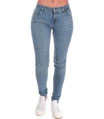 womens 710 super skinny jeans
