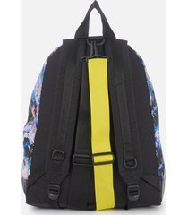 eastpak x msgm padded backpack - msgm flowers
