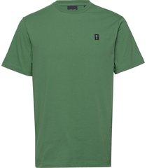 cowes t-shirt t-shirts short-sleeved grön henri lloyd