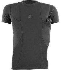 camisa coldre arrest arc01 para uso velado de armas curtas