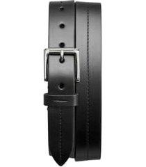 men's shinola leather belt, size 40 - black