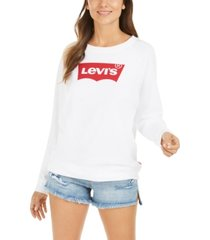 levi's batwing relaxed graphic top