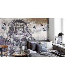 astronauta - fototapeta autorska