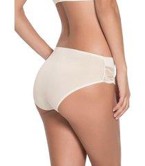 panty bikini gris leonisa 012930