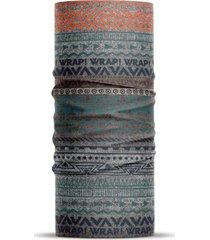 bandana ethnic gray reciclada gris wild wrap