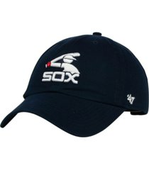 '47 brand chicago white sox core clean up cap