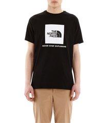 redbox logo print t-shirt