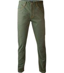 pantalón fantasía spandex 5 bolsillos slim fit potros