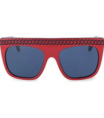 girl's 47mm shield sunglasses