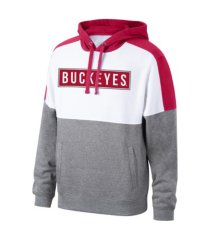 top of the world ohio state buckeyes men's all that hooded sweatshirt