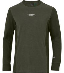 t-shirt motac logo r t l/s