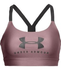 top under armour graphic mujer
