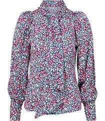 knytblus penny blouse