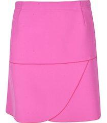 gianluca capannolo mid-length skirt