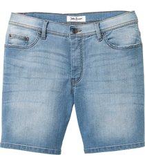 regular fit comfort stretch jeans short