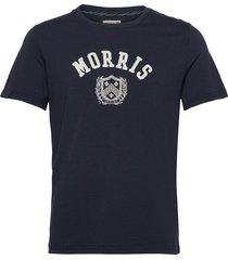 coleridge tee t-shirts short-sleeved blå morris