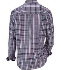 skjorta babista marinblå::rosa