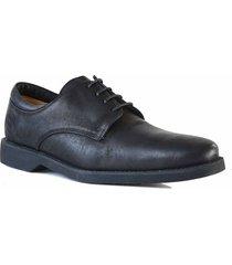 zapato negro briganti hombre oporto