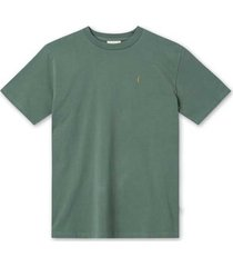 foret point t-shirt f460 dark sage
