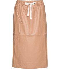 marie midi skirt knälång kjol rosa designers, remix