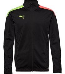 ftblnxt track jacket sweat-shirt tröja svart puma