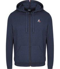 sweater le coq sportif sweatshirt à capuche essentiels n°3